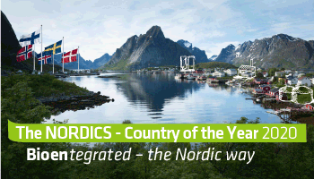The Nordics - Country of the Year 2020